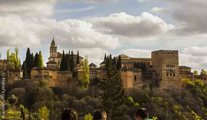 travel guide alhambra spain